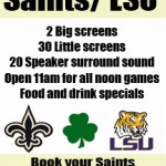 saints web shamrock