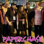 Saturday October 7th-PaperChase-9-Till-$5 Cover