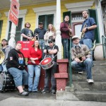 Saturday May 27th-Pocket Aces Brass band-$5 Cover-9-Till