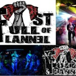 Saturday October 28th-Halloween Party with Fist Full of Flannel-$5 cover-9-Till